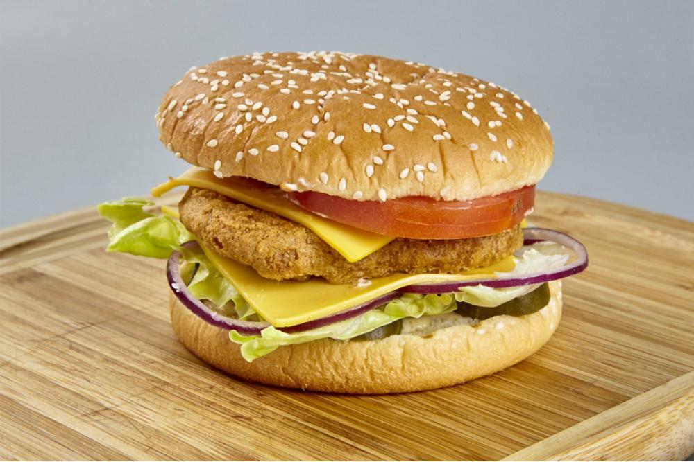 """""""Бризбургер"""" с курицей"""